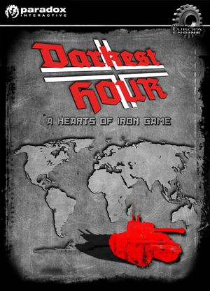 Darkest Hour: A Hearts of Iron Game cover