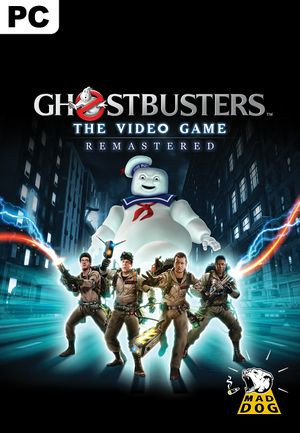 Ghostbusters: The Video Game Remastered cover