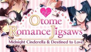 Otome Romance Jigsaws - Midnight Cinderella & Destined to Love cover