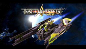 Space Merchants: Arena cover