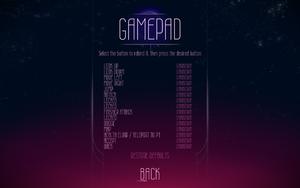 Gamepad remapping.
