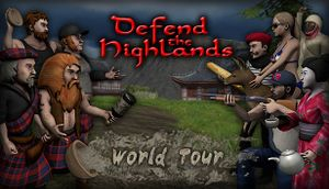 Defend the Highlands: World Tour cover