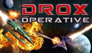 Drox Operative cover