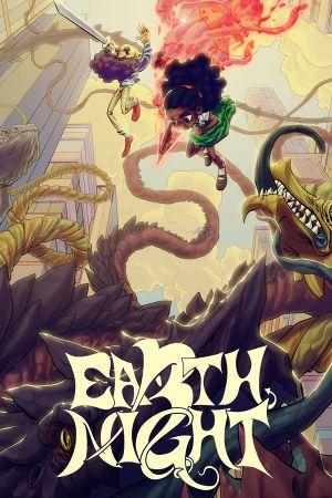 EarthNight cover
