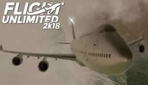 Flight Unlimited 2K18 cover