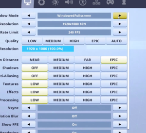 Fortnite - PCGamingWiki PCGW - bugs, fixes, crashes, mods