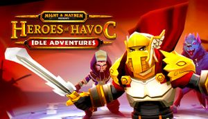 Heroes of Havoc: Idle Adventures cover