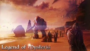 Legend of Mysteria cover