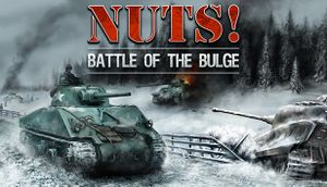 Nuts!: The Battle of the Bulge cover