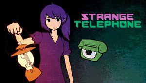 Strange Telephone cover