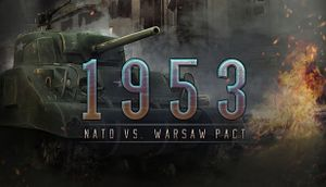 1953: NATO vs Warsaw Pact cover