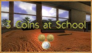 3 Coins at School cover