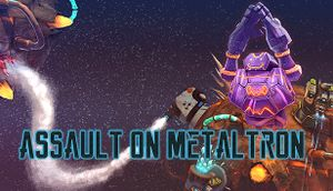 Assault On Metaltron cover