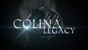 COLINA: Legacy cover