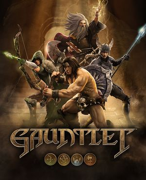 Gauntlet Slayer Edition cover
