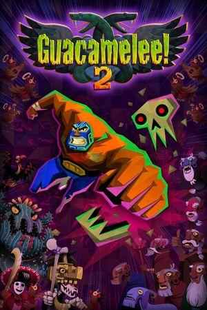 Guacamelee! 2 cover