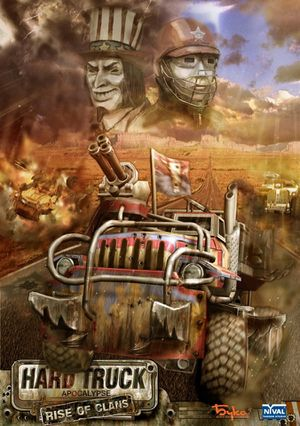 Hard Truck Apocalypse: Rise of Clans cover