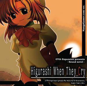 Higurashi When They Cry Hou - Ch.1 Onikakushi cover