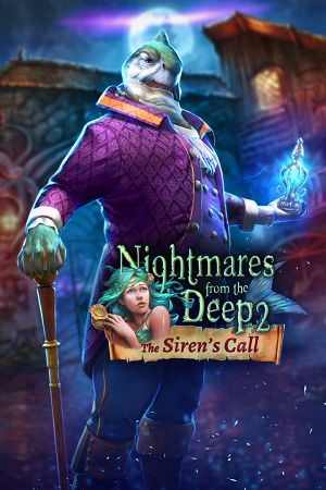 Nightmares from the Deep 2: The Siren's Call cover