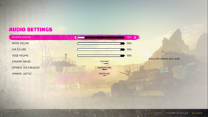 RAGE 2 - PCGamingWiki PCGW - bugs, fixes, crashes, mods, guides and