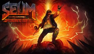 SEUM: Speedrunners from Hell cover