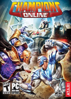 Champions Online: Free For All cover