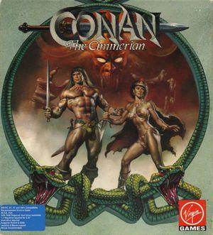 Conan the Cimmerian cover