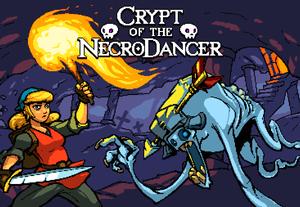 Crypt of the NecroDancer cover