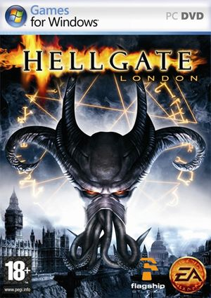 Hellgate: London cover