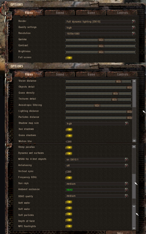 S T A L K E R : Lost Alpha - PCGamingWiki PCGW - bugs, fixes