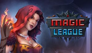 Magic League cover