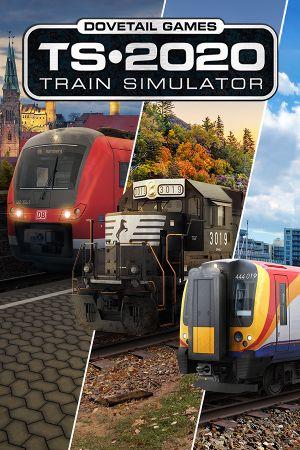 Train Simulator cover