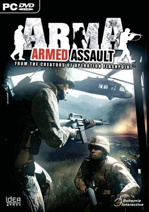 Arma: Armed Assault cover