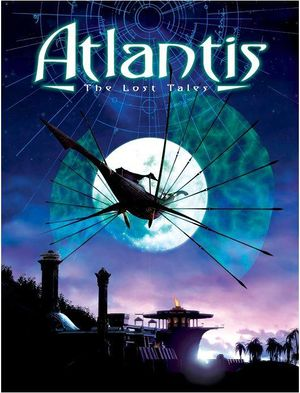 Atlantis: The Lost Tales cover