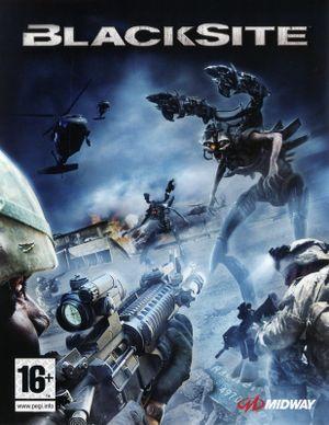 BlackSite: Area 51 cover