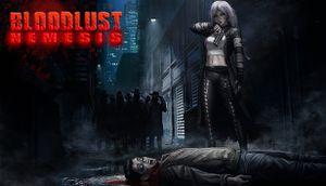 BloodLust 2: Nemesis cover