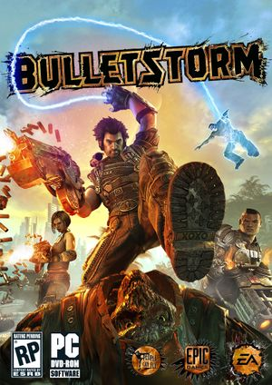 Bulletstorm cover