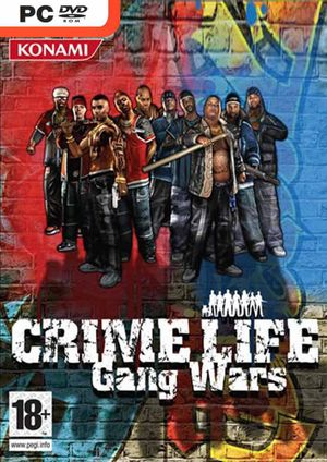 Crime Life: Gang Wars cover