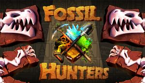 Fossil Hunters cover