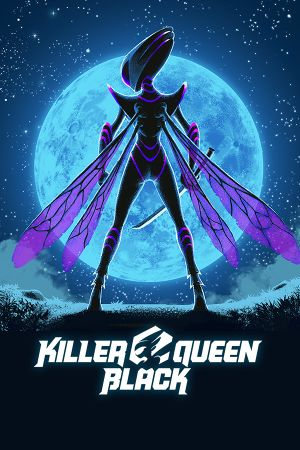 Killer Queen Black cover
