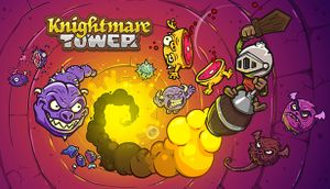 Knightmare Tower cover