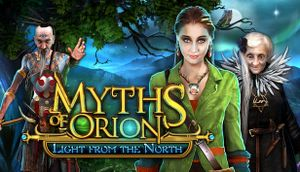 Myths of Orion: Light from the North cover