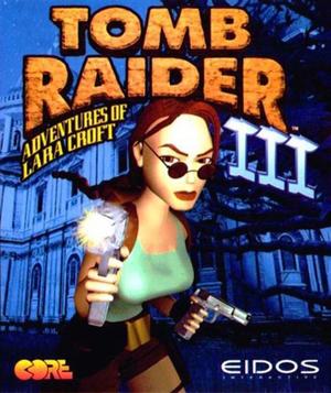 Tomb Raider III: Adventures of Lara Croft cover