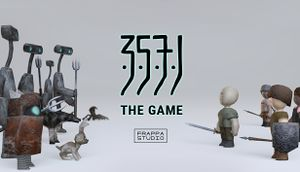 3571 The Game cover