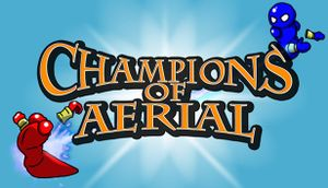 Champions of Aerial cover
