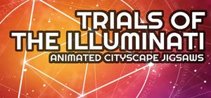 Trials of the Illuminati: Cityscape Animated Jigsaws cover
