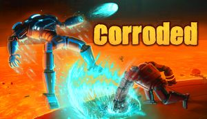 Corroded cover