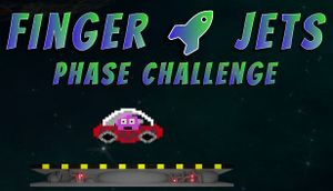 Finger Jets: Phase Challenge cover