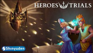 Heroes Trials cover