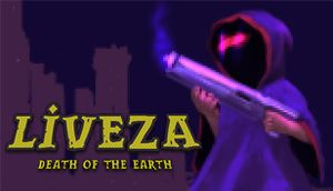 Liveza: Death of the Earth cover